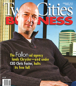 Twin Cities Business - Fallon